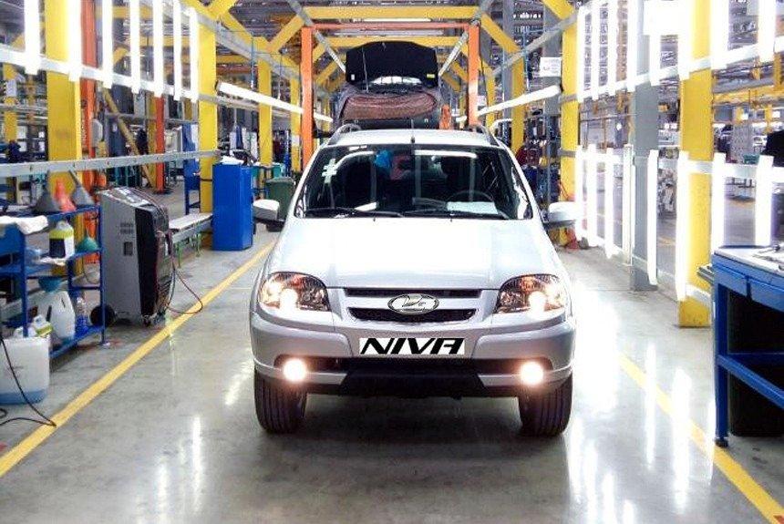 «АвтоВАЗ» официально вернул себе бренд NIVA