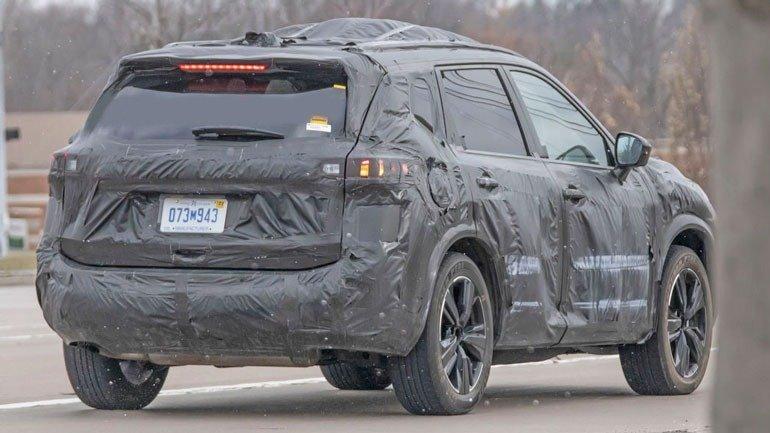 Новый Nissan X-Trail 2021