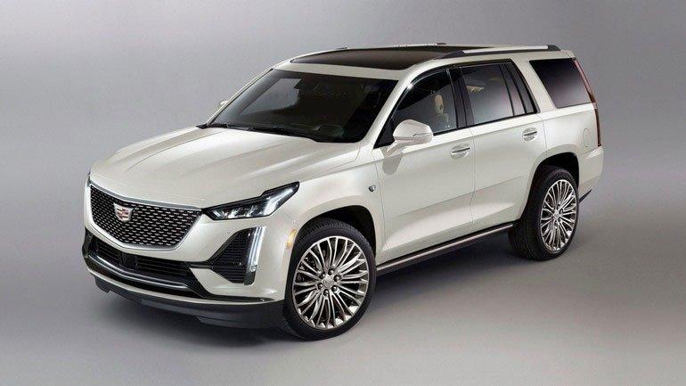 Внедорожник Cadillac Escalade 2021