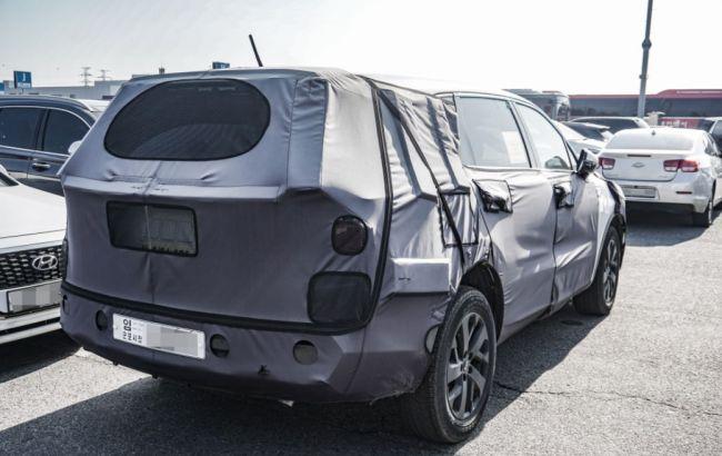 Kia Sorento 4-го поколения