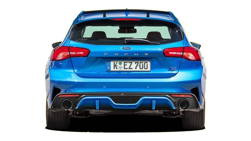 Ford Focus RS 4-го поколения