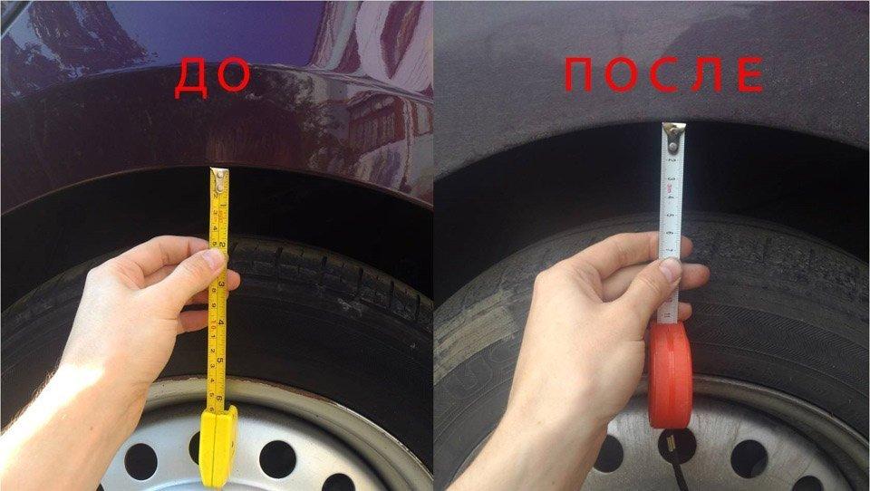 Увеличиваем клиренс автомобиля