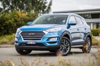 Новый Hyundai Tucson 2020