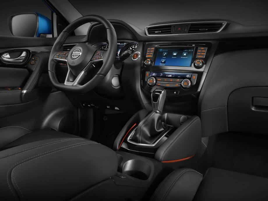 Nissan Qashqai 2020 салон