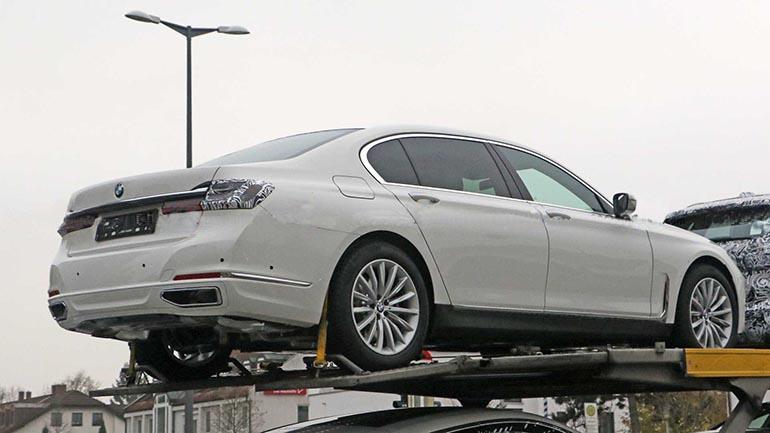 фото нового поколения BMW 7-Series