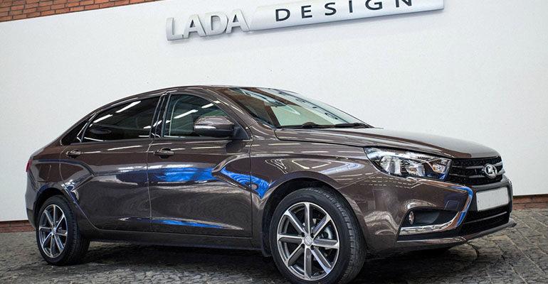 LADA Vesta Premium