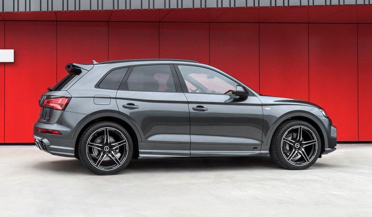 Кроссовер Audi Q5 ABT Edition