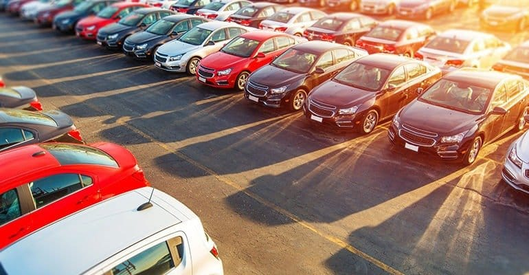 Средняя стоимость нового автомобиля в России увеличилась на 8%