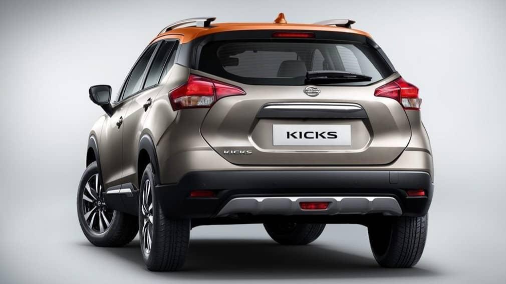 кроссовер Nissan Kicks