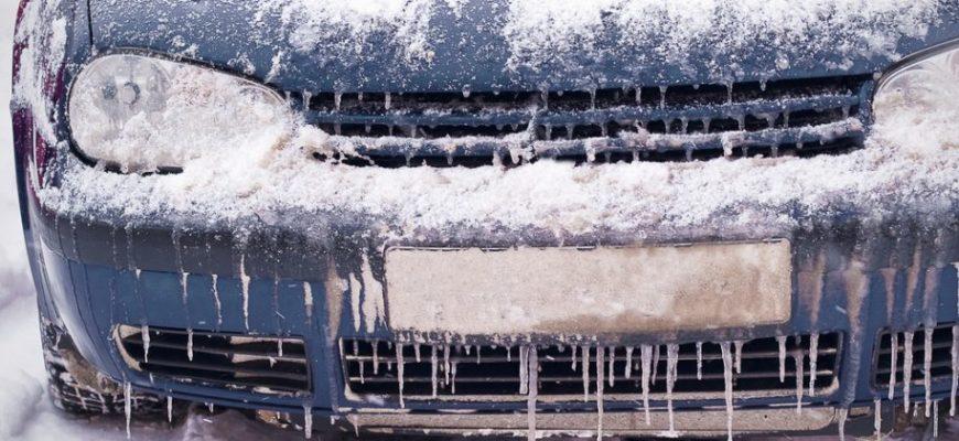 Эксплуатация автомобиля с дизельным двигателем зимой
