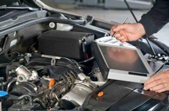 Диагностика и восстановление двигателя автомобиля