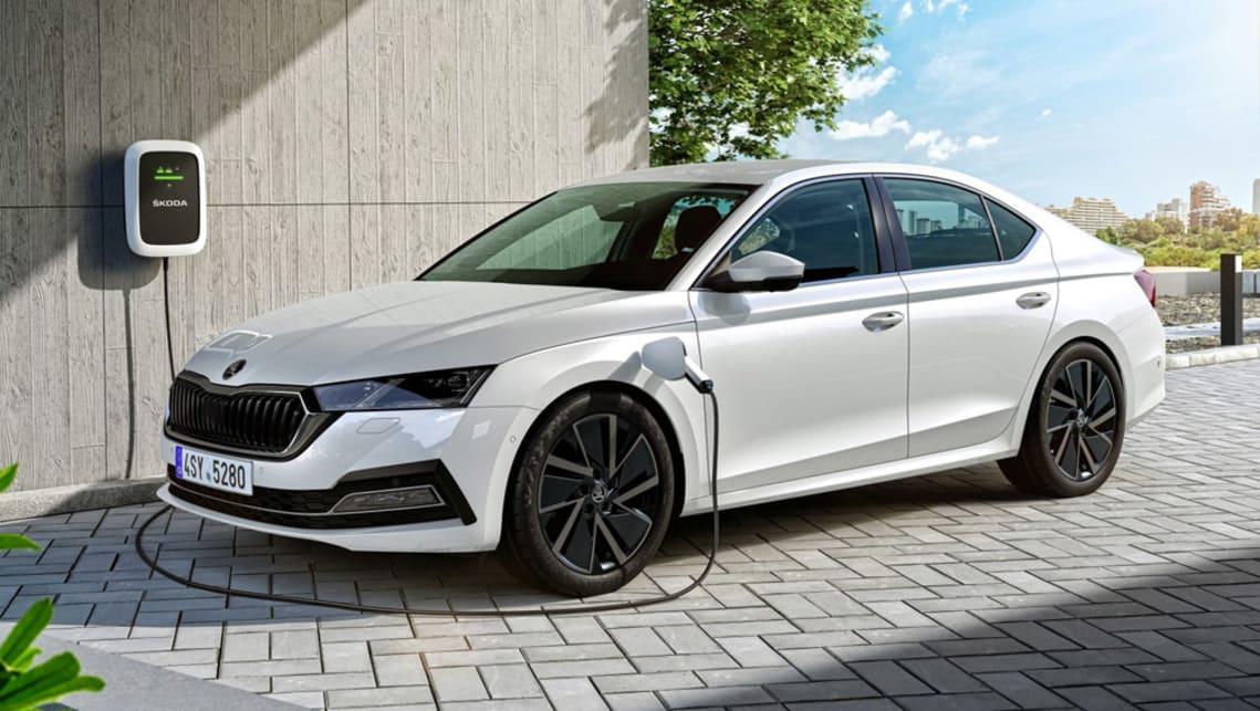 Skoda Octavia VRS 2020