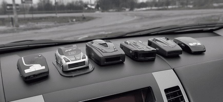 Выбираем автомобильный радар-детектор