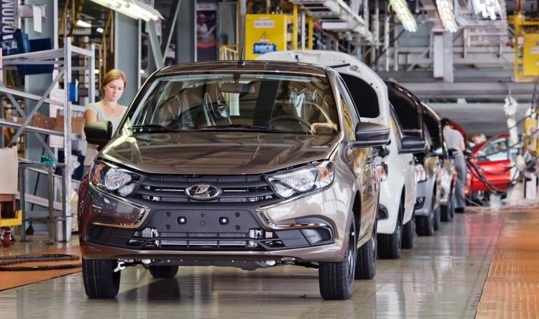 «АвтоВАЗ» запустит в производство новую Lada Granta