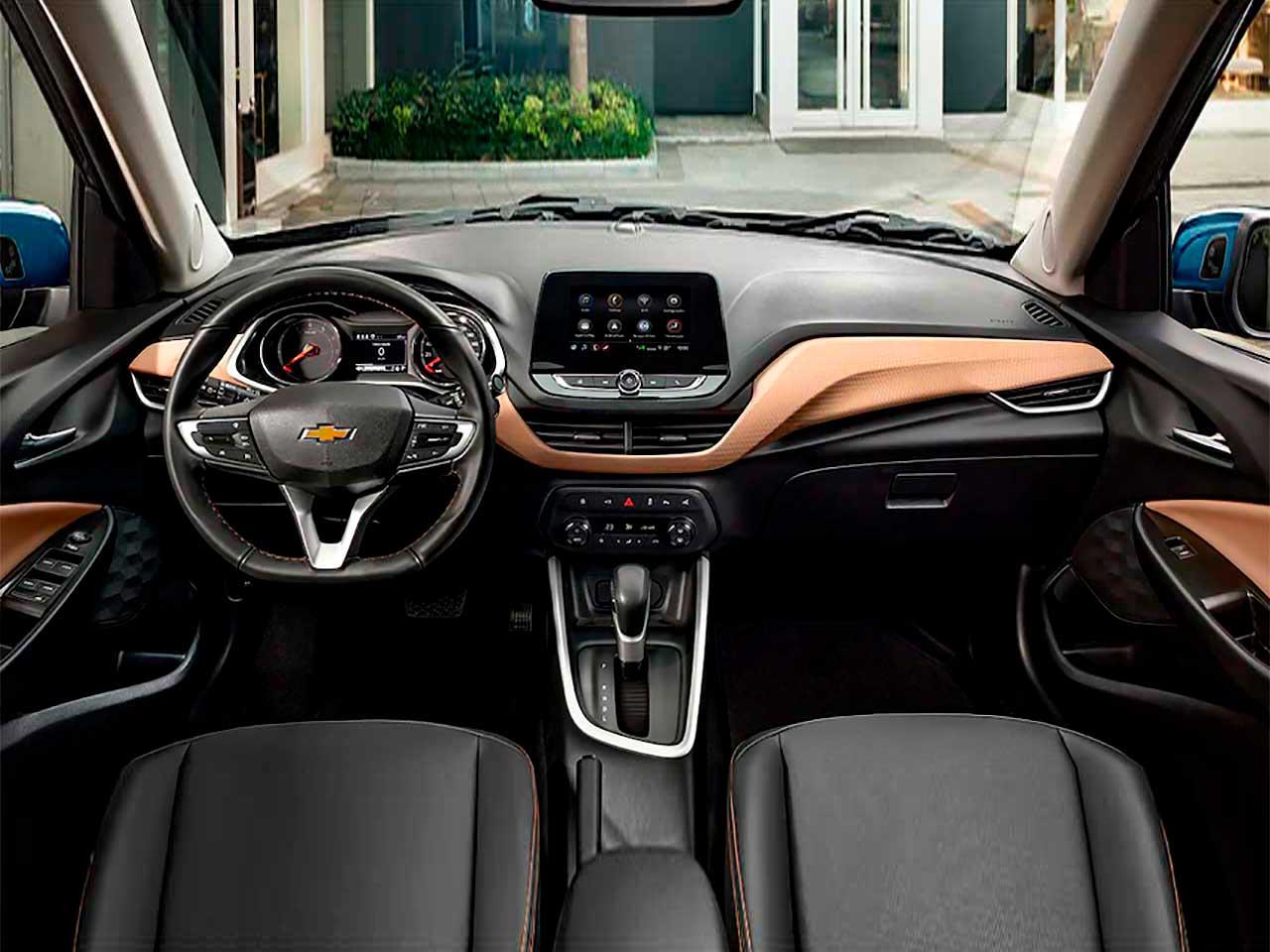 Chevrolet Onix 2020салон