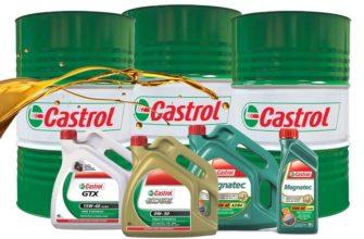 Инновационная линейка масел Magnatec от компании Castrol