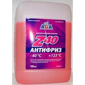 антифриз Aga z40-z65