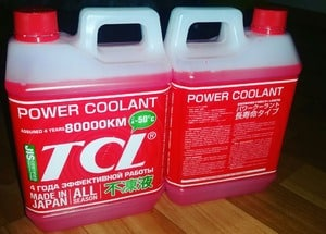 антифриз Power coolant