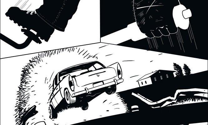 Отказ тормозов на скорости
