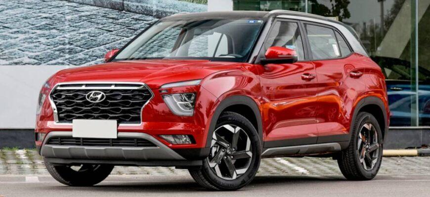 Семиместная версия кроссовера Hyundai Creta